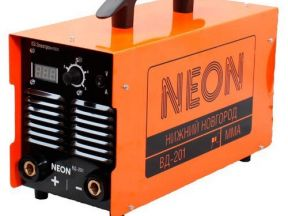 Новый Сварочный аппарат Неон вд 201