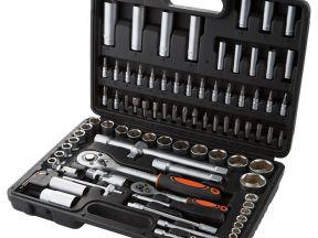 Набор инструментов в кейсе кузьмич 94 предмета