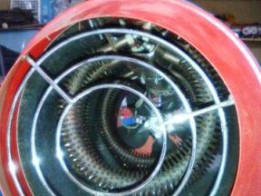 Тепловая пушка 5/10 кВт. 380 В Новая