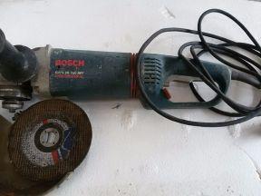 Болгарка Bosch GWS 26-230JBV круги 230 мм 2квт