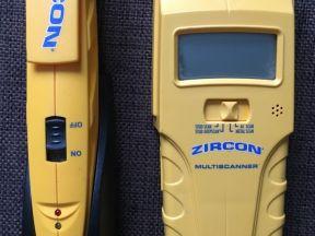 Zyrcon Multiscanner - сканер проводки и обрешётки