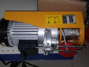 Лебедка электрическая ра, Denzel на 220 вольт