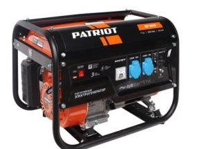 Генератор бензиновый Патриот GP 3510