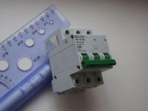 Автоматический выключатель дэк ва-101