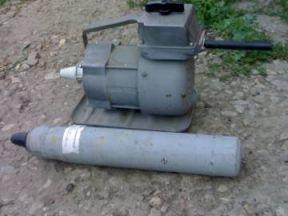 Глубинный вибратор ив-117ау2