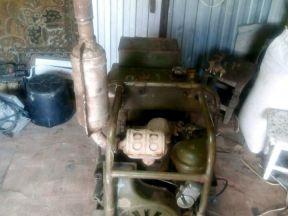 Военный электростанция генератор тип габ-2-0/230-м