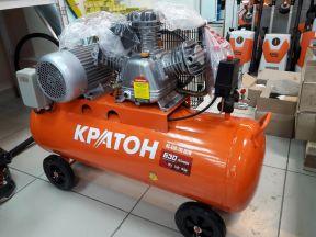 Компрессор Кратон AC-630-110-BDW (ременный)