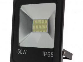 Светодиодный прожектор в сад 50Вт