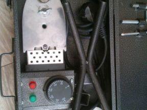 Аппарат для сварки полипропиленовых труб practyl