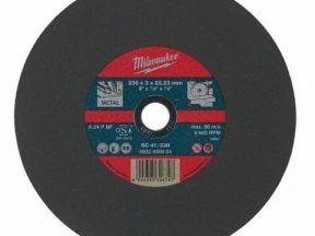 Отрезной диск Milwaukee SC 41/230