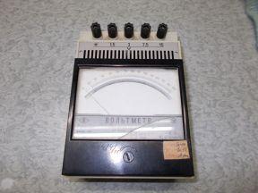 Вольтметр лабораторный Э531