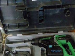 Перфоратор беспроводной Hitachi DH24DV