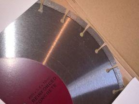 Алмазный диск 400, 350 диаметра