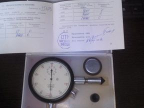 Тахометр часовой тч10-Р(СССР)