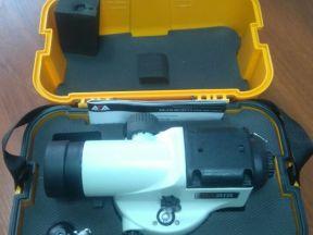 Оптический нивелир ADA basis (новый)