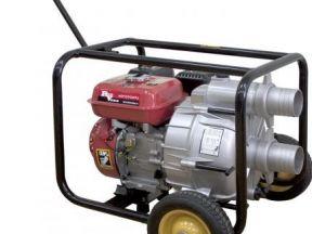 Мотопомпа для грязной воды RedVerg RD-WP80D бу