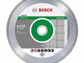 Диск алмазный Bosch для керамики 300х30/25.4
