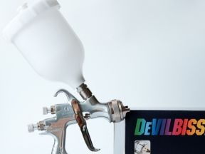Краскопульт DeVilbiss FLG Г5 1.4