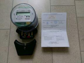 Счетчик электроэнергии электронный цэ2726А