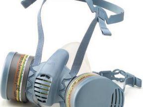 Полумаска (респиратор) spirotek HM8500