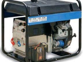 Сварочный агрегат sdmo VX 270-10H