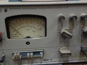 Л2-54. Измеритель параметров транзисторов
