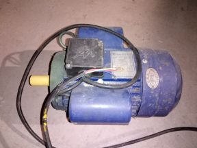 Электродвигатель однофазный 220В 1.5 кВт 1420об/м