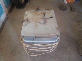 Промышленный сварочный аппарат переменного тока