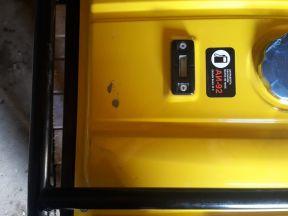 Генератор бензиновый GE 4500Е, 4,5 квт, 220В/50гц