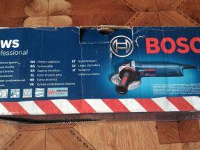 Угловая шлифовальная машина Bosch GWS Профессионал