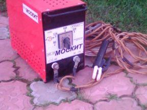 Сварочный аппарат-трансформатор москит тсб-200