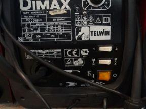 Сварочный аппарат telwin bimax 132 Турбо