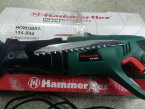Сабельная пила Hammer 134-002 Lzk650b