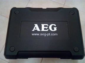 Кейс (чемодан) от перфоратора AEG BBH 12 Li