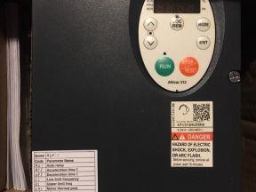 Частотный преобразователь schneider ATV212HU55N4