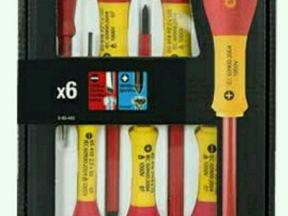 Набор диэлектрических отверток Stanley fatmax 0-65