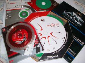 Алмазные диски электроды сверла