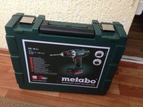 инструмент Makita HR2811FT, Metabo BS 18