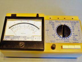 Прибор электроизмерительный комбинированный 43101