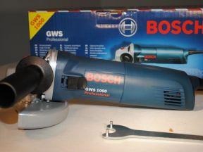 Мшу болгарка Bosch GWS-1000 новая