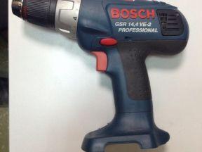 Аккумуляторный шуруповёрт Bosch 14.4 VE-2