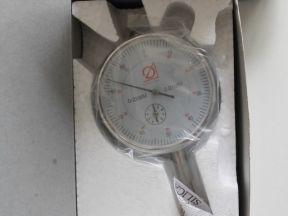 Индикатор часового типа ич 25 0.01 мм новый