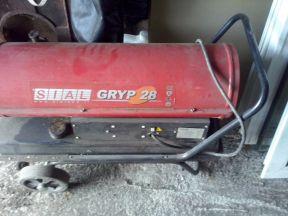 Дизельная тепловая пушка Sial Gryp 28