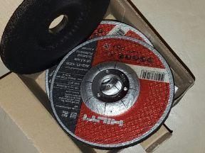 диски отрезные и зачистные, быстроз. патрон