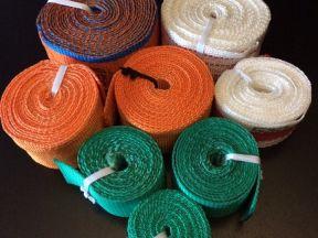 Текстильные стропы-киперная лента