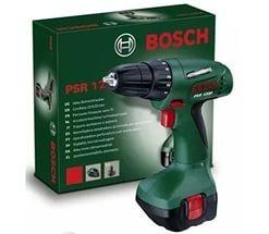Дрель-шуруповерт Bosch PSR 1200