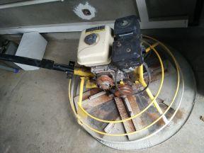 Машина затирочная бензиновая DJM-900