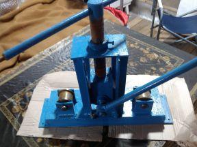 Трубогиб для изготовления теплиц и прочего
