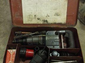 Строительно-монтажый пистолет пц-84