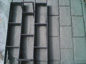 Тротуарная плитка быстро, инструмент